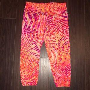 Calvin Klein performance athletic leggings